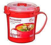Sistema soupe micro-ondes à clips 656 ml