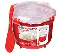 Cuiseur  riz Sistema  vapeur micro-ondes à clips 2.6 L