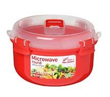 Accessoire de cuisson Sistema cuit vapeur pour micro onde 1l