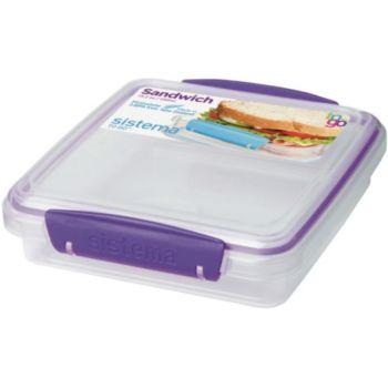 Sistema à sandwich a clips 450ml