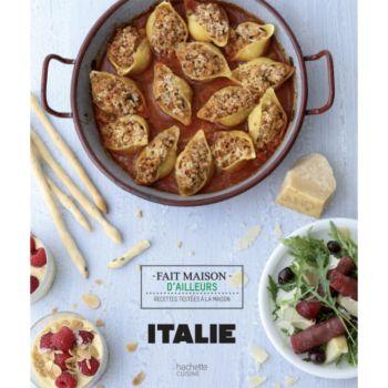 Hachette ITALIE LES MEILLEURES RECETTES