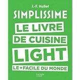 Livre de cuisine Hachette  Simplissime Light