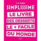 Livre de cuisine Hachette  Simplissime Desserts