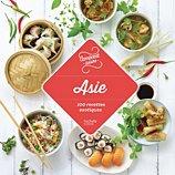Livre de cuisine Hachette Asie 100 recettes exotiques