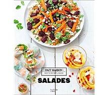 Livre de cuisine Hachette SALADES