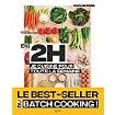 Livre de cuisine Hachette En 2h je cuisine