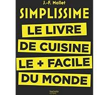 Livre de cuisine Hachette  Simplissime cuisine la + facile du monde