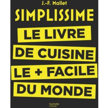 Hachette Simplissime cuisine la + facile du monde