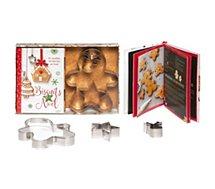 Coffret Hachette  Biscuits de Noel