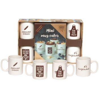 Hachette Mini mug cakes Nestlé