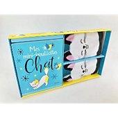 Coffret Hachette MINI-BOUILLOTTES CHAT