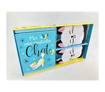 Librairie Hachette  MINI-BOUILLOTTES CHAT