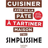 Livre de cuisine Hachette  Simplissime pate à tartiner maison