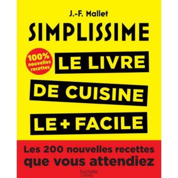 Hachette Simplissime Les 200 nouvelles recettes