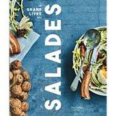 Livre de cuisine Hachette Le grand livre des salades