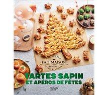 Livre de cuisine Hachette  Tartes sapins et aperos de fete