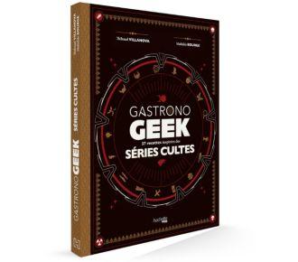 Hachette Gastronogeek séries cultes