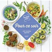 Livre de cuisine Hachette Pour ce soir 100 recettes express