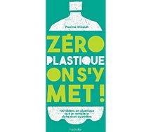 Livre de cuisine Hachette  Zero plastique on s y met