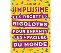 Livre de cuisine Hachette  Simplissime Recettes pour enfants
