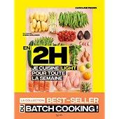 Livre de cuisine Hachette En 2h je cuisine light