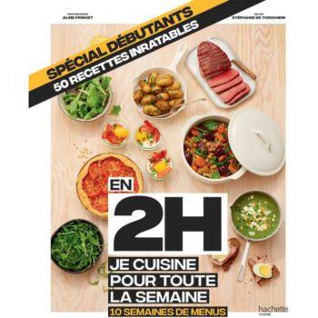 Hachette En 2h je cuisine
