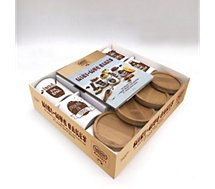 Coffret cuisine Hachette  Mugs avec sous mugs Nestle
