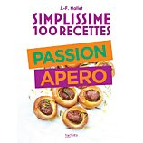 Livre de cuisine Hachette  Simplissime 100 recettes passion Ap