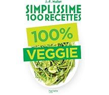 Livre de cuisine Hachette  Simplissime 100 recettes Veggie