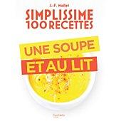 Livre de cuisine Hachette Simplissime 100 recettes  une soupe