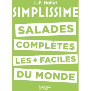 Hachette Simplissime Salades complètes