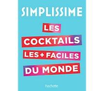 Livre de cuisine Hachette Simplissime Les cocktails