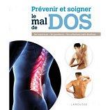 Livre de cuisine Hachette  Prévenir et soigner le mal de dos