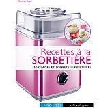Livre de cuisine Larousse  RECETTES A LA SORBETIERE