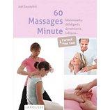 Livre Hachette 60 Massages Minute
