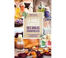 Livre de cuisine Hachette  bible Larousse des huiles Essentielles