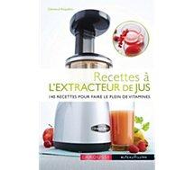 Livre recettes Larousse Recettes à l'extracteur de jus