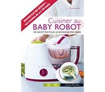 Livre de cuisine Larousse Cuisiner au baby robot