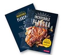 Livre de cuisine Le Marquier  incroyable plancha LAROUSSE