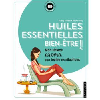 Hachette Huiles essentielles bien-etre