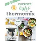 Livre de cuisine Larousse Cuisinez light avec Thermomix