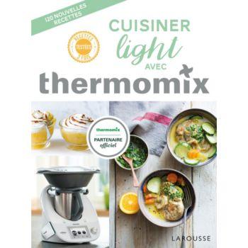 Larousse Cuisinez light avec Thermomix