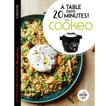 Larousse A table dans 20 minutes avec Cookeo
