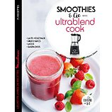Livre recettes Larousse  Ultrablend Cook Smoothies et Cie