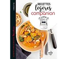 Livre de cuisine Larousse Recettes legeres avec Companion