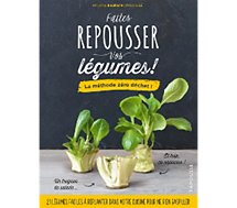 Livre Larousse  Faites repousser vos legumes