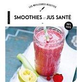 Livre de cuisine Larousse Smoothies et jus