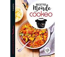 Livre de cuisine Larousse  Recettes du monde avec Cookéo