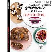 Livre de cuisine Dessain Et Tolra Gateaux gourmands avec Cake Factory