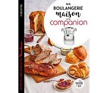 Livre de cuisine Dessain Et Tolra  Ma boulangerie maison avec Companio
